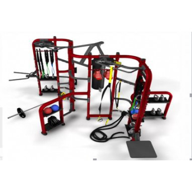CrossFit LifeFitness Synegry 360 XI  - Фото 1