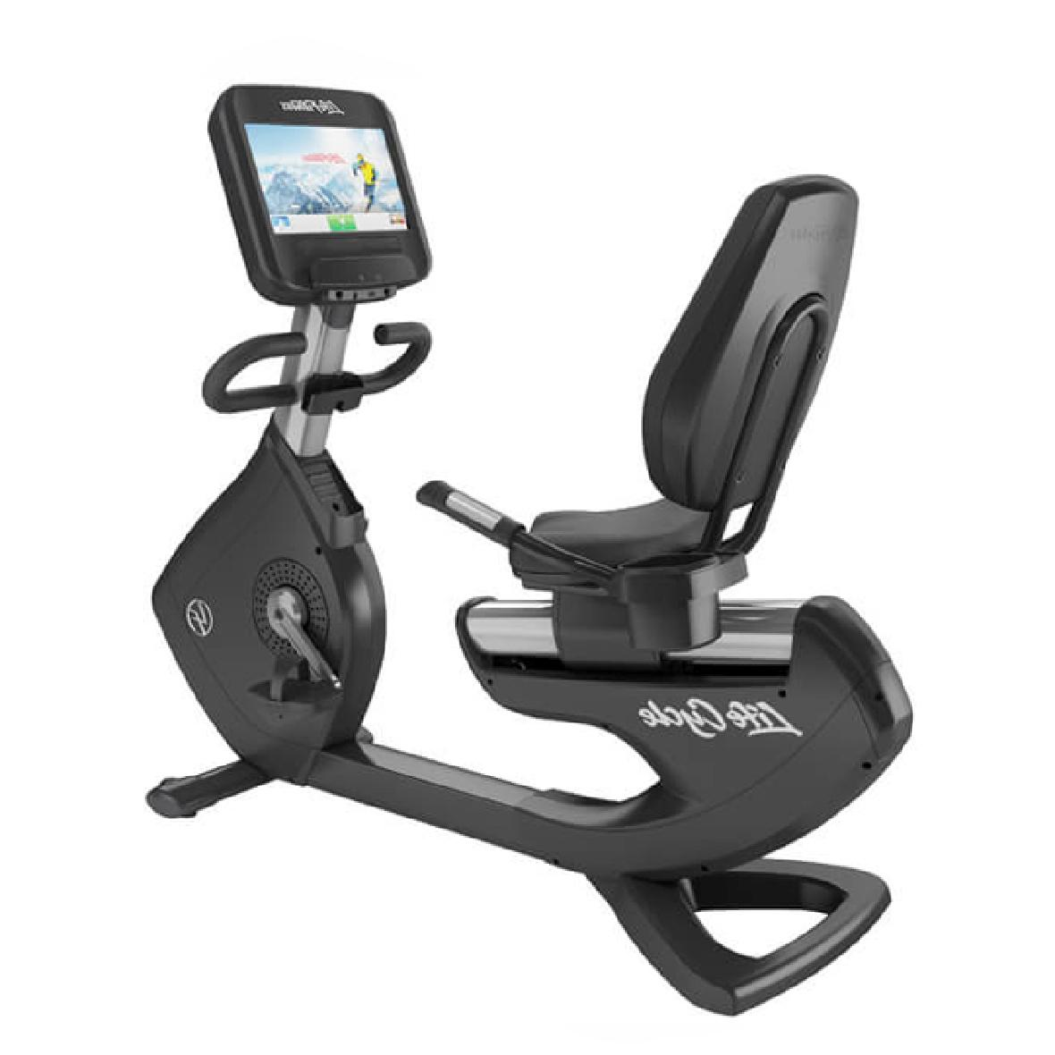 Life Fitness  DISCOVER SI RECLINE